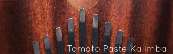 Embertone Tomato Paste Kalimba