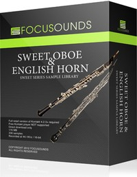 FocuSound Sweet Oboe & English Horn