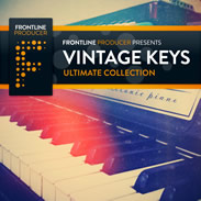 Organic Loops Vintage Keys Ultimate Collection