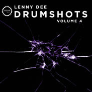 Industrial Strength Lenny Dee Drum Shots Vol 4
