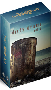 The Loop Loft Dirty Drums Vol 1