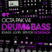Loopmasters Octa Pak V4 Drum &amp; Bass