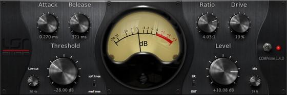LSR audio COMPrime