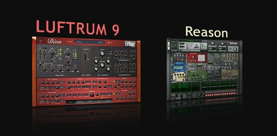 Luftrum 9 for Diva / Reason Ambient Bundle