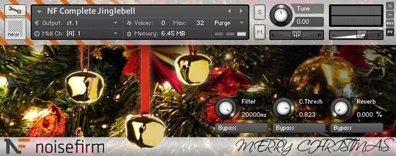 Noisefirm Complete JingleBell