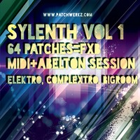 Patchwerkz Sylenth Bank Vol 1