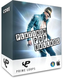 Prime Loops Platinum Pop Ballads