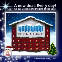 Plugin Alliance Christmas Sale