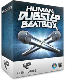 Prime Loops Human Dubstep Beatbox