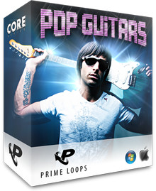 Prime Loops Pop Guitars