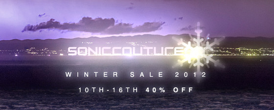 Soniccouture Winter Sale