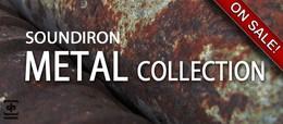 Soundiron Metal Collection Sale