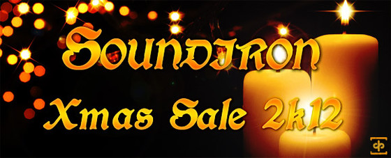 Soundiron Xmas Sale 2012