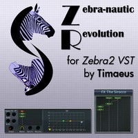 Timaeus Zebranautic Revolution
