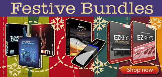 Time+Space Festive Bundles