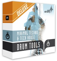 Wave Alchemy Drum Tools 01 Deluxe