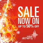 Wave Alchemy Winter Sale - 50% off