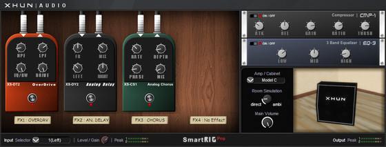 Xhun Audio SmartRig Pro