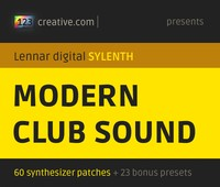 123creative Sylenth1 Modern Club Sound