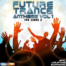 Future Euphoria Future Trance Anthems Vol 1