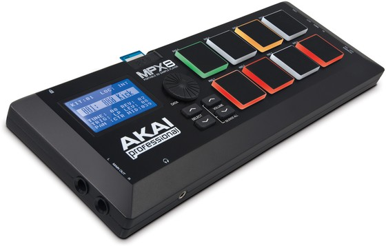 Akai MPX8