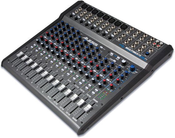 Alesis MultiMix 16 USD FX