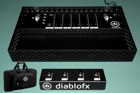 Diablo FX Sound Control 6