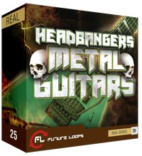 Future Loops Headbangers Metal Guitars