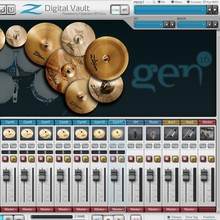 FXpansion Zildjian Digital Vault