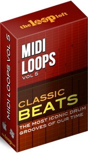 The Loop Loft MIDI Loops Classic Beats
