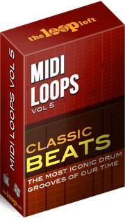 The Loop Loft MIDI Loops Classic Beats