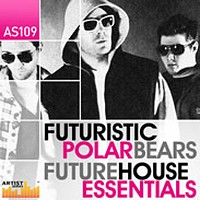 Futuristic Polar Bears Future House Essentials