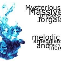 Jorgalad 50 Mysterious Massive Arpeggiators