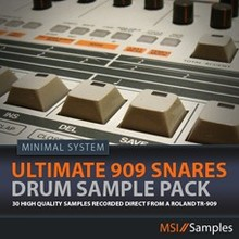 Minimal System Instruments Ultimate 909 Snares