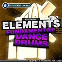 Noisefactory Elements Vol 2 Fundamental Dance Drums