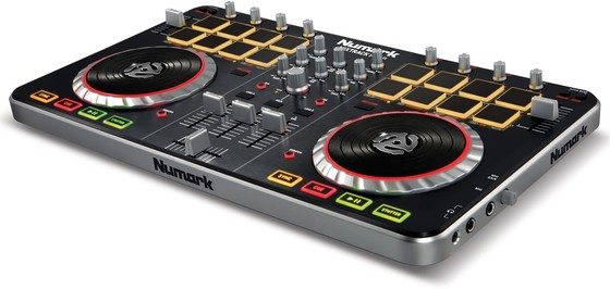 Numark Mixtrack Pro II