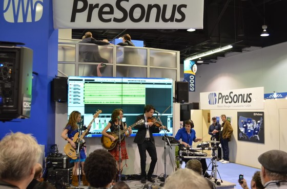 PreSonus NAMMcast