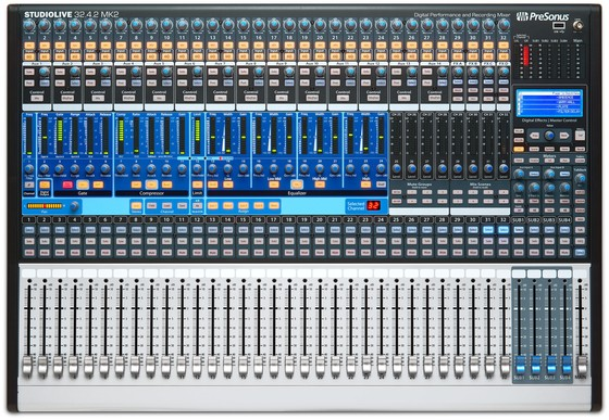 PreSonus StudioLive 32.4.2AI