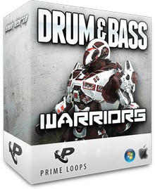Prime Loops Drum & Bass Warriors