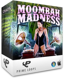 Prime Loops Moombah Madness