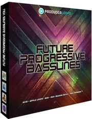 Producer Loops Future Progressive Basslines Vol 1