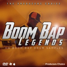 Producers Choice Boom Bap Legends