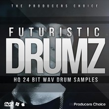 The Producers Choice Futuristic Drums