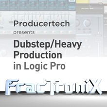 Producer Tech Dubstep Beat Production by FracTroniX