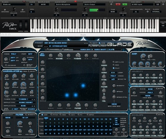 Rob Papen Dock