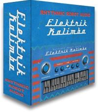Rhtyhmic Robot Elektrik Kalimba