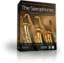 Sample Modeling The Saxophones