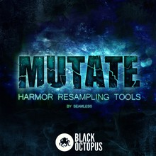 Black Octopus Sound Mutate by Seamless