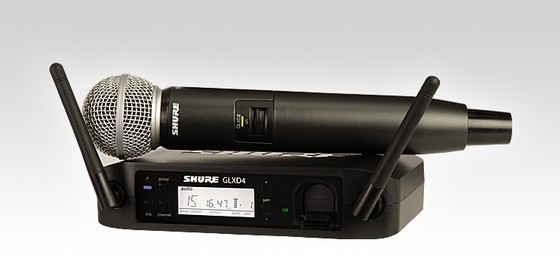 Shure GLX-D