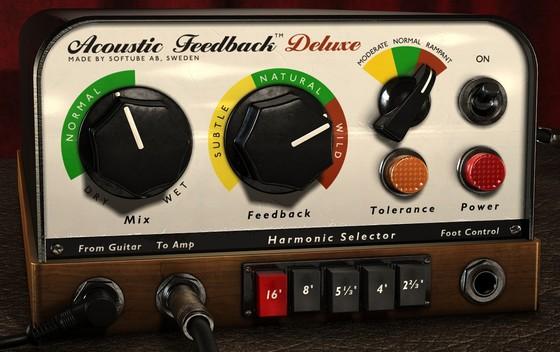 Softube Acoustic Feeback